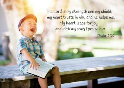 Psalm 56:8-11